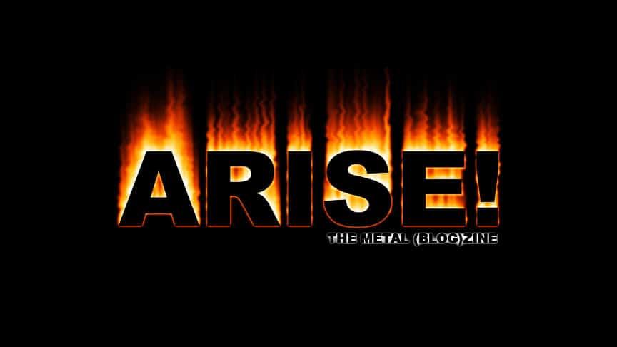 ARISE! Metal Blog