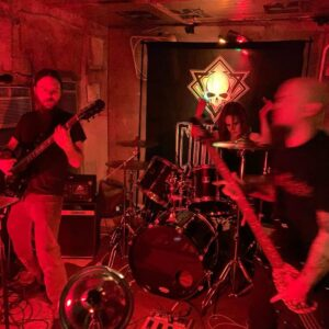 Cultic - Live at Skid Row Garage - March 7, 2020