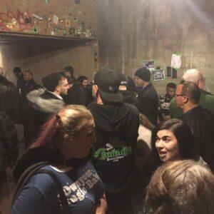 Skid Row Garage - March 7, 2020