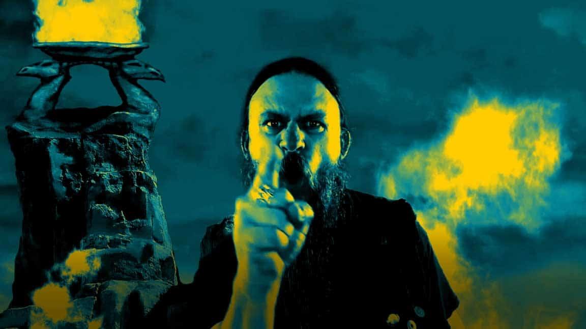 Brian - Magar - Beseech the Olden Throne Video Thumbnail