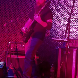 Cultic Guitarist and Vocalist - Brian Magar