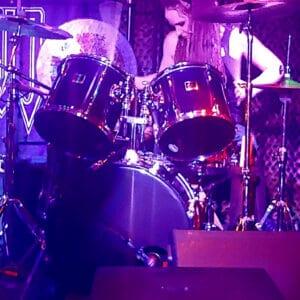 Cultic Drummer - Rebecca Magar